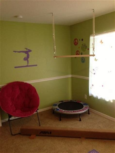 gymnastics themed bedroom 25 best gymnastics room ideas on pinterest gymnastics