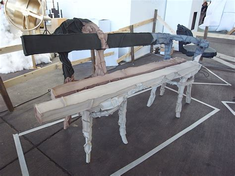 designboom benches pepe heykoop skin collection at dmy berlin 2011