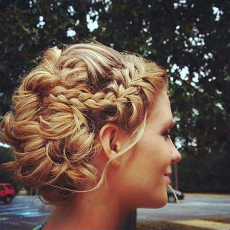 updos with braids 15 braided updos for long hair long hairstyles 2016 2017