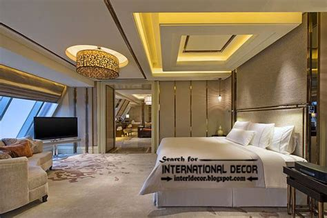 modern pop false ceiling designs for luxury bedroom 2015