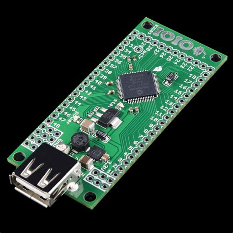 Ioio Android Breakout Board ioio android breakout board makes your phone a diy gadget