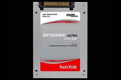 Memory Card Besar sandisk perkenalkan ssd kapasitas besar skyhawk jagat review