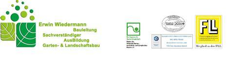 Gutachter Garten Und Landschaftsbau Ausbildung by Sachverst 228 Ndiger Garten Landschaftsbau Spielplatzpr 252 Fer