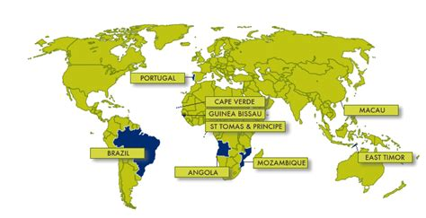 what countries do they speak your languages portuguese two dialects with a rich