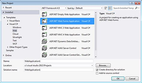 Using Page Inspector For Visual Studio 2012 In Asp Net Web Forms Microsoft Docs Asp Net Web Site Template Visual Studio 2012