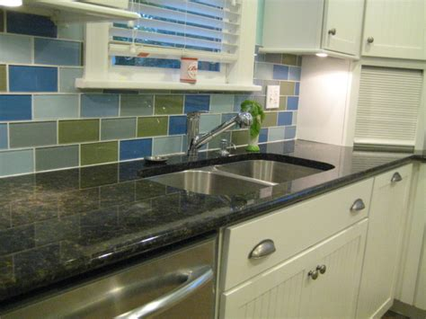 glass subway tile projects before after pictures blog subway tile outlet