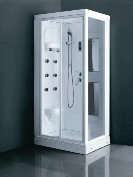 Fully Enclosed Shower Tiny Bathroom Pinterest Shower Showers Cubicles In Small Bathroom