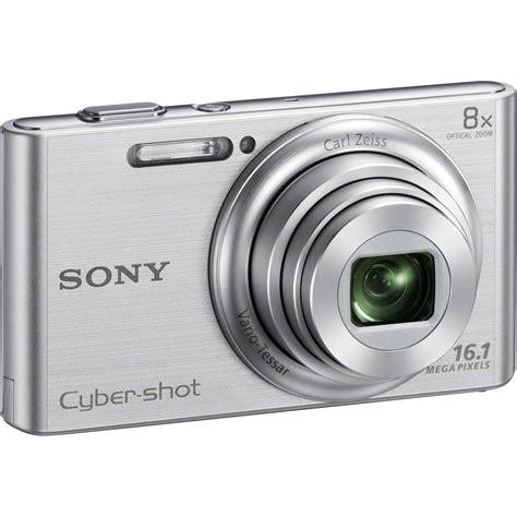 Kamera Sony Cybershot W730 sony cyber dsc w730 digital silver dsc w730 b h