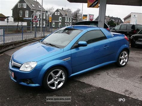 opel tigra 2005 2005 opel tigra twin top 1 8 sport car photo and specs