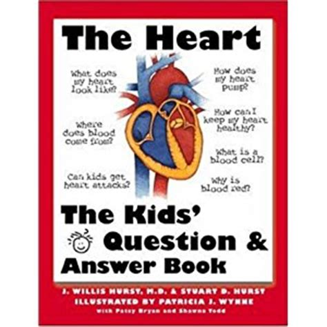 the answers book for the heart the questions and answers book for kids j willis hurst 9780070318298 books