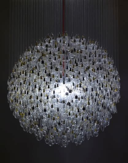 How Do You Make A Chandelier 1200 Light Bulbs Make One Dazzling Chandelier 171 Interior Design Wonderhowto
