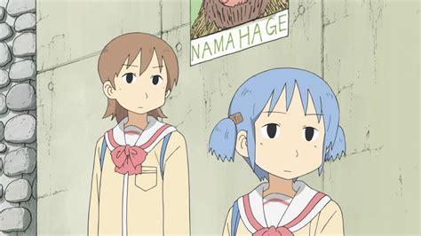 anime comedy nichijou the cart driver anime