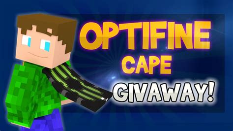 Minecraft Giveaway 2017 - minecraft optifine cape giveaway july 2017 closed youtube