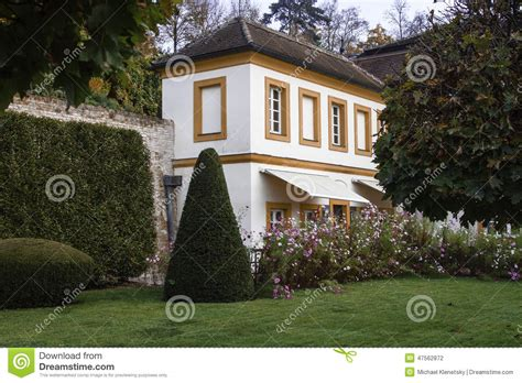 Small Quaint Home Quaint House Stock Photo Image 47562872