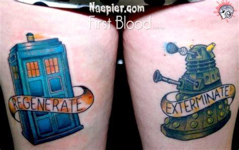 dalek tattoo designs k telontour travel the world but s l o w l y sci