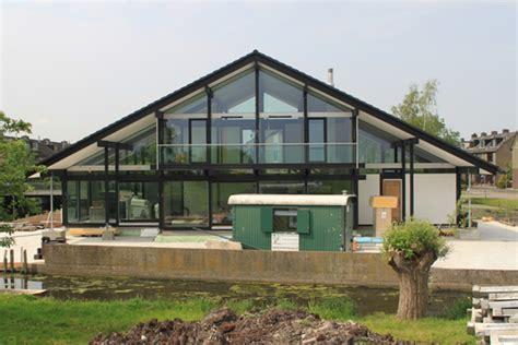 Prefab Woning Duitsland Prijs by Huf Haus Introduceert Groene Designwoning 187 Bouwwereld Nl