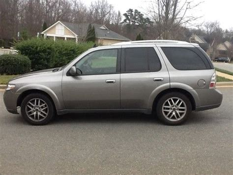automobile air conditioning service 2009 saab 9 7x engine control sell used 2008 saab 97x 4 2l 6 cylinder suv in charlotte north carolina united states for us