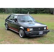 $2800 Hellion 1986 Dodge Omni GLH Turbo