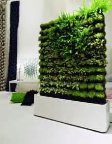 Wall Garden Indoor by Natural Walls With Green Living Plants Greenwall Home