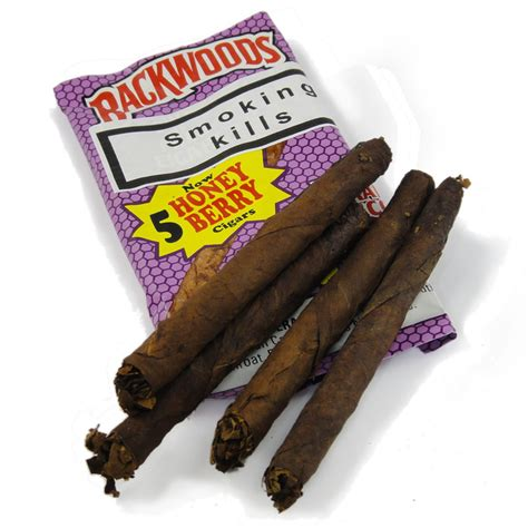 Tembakau Flavor Sweet Aromatic backwood cigars the420culture