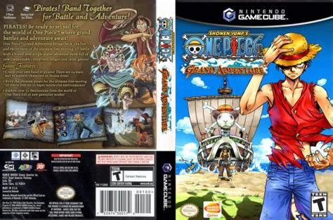 emuparadise one piece one piece grand adventure iso