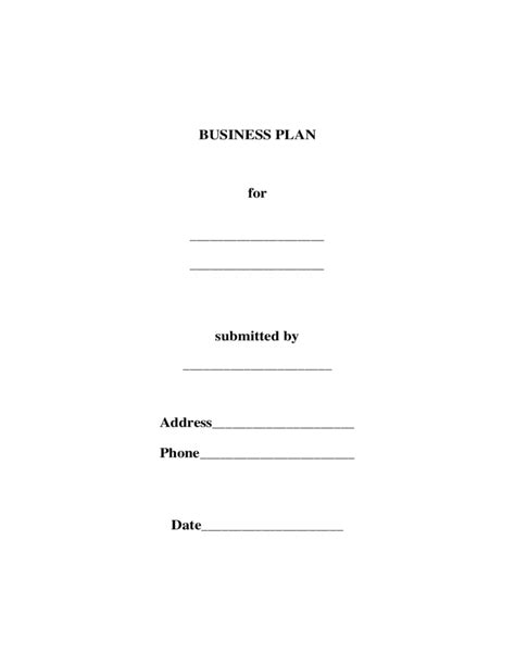sle business plan free download