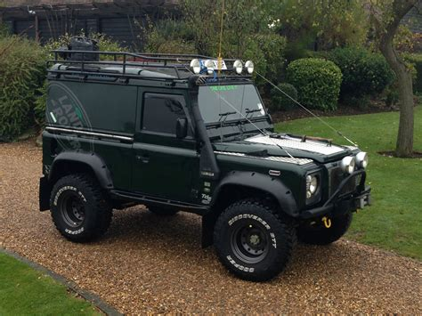 90s land land rover defender autos post