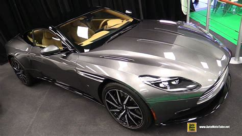 car upholstery montreal 2017 aston martin db11 launch edition exterior and