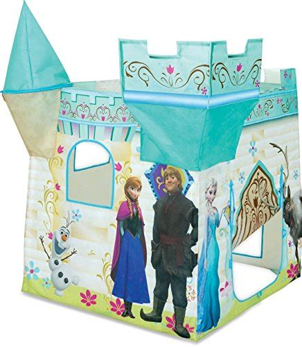 frozen play house playhut frozen royal castle toys games outdoor equipment tents tunnels