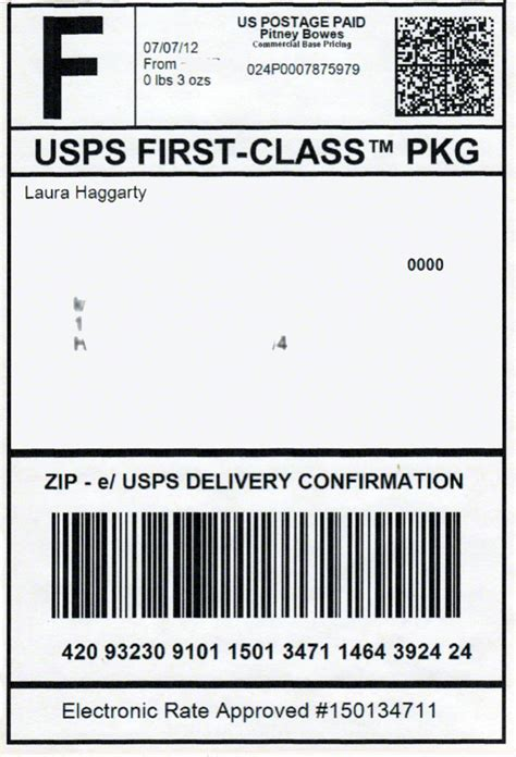 usps shipping label template 301 moved permanently