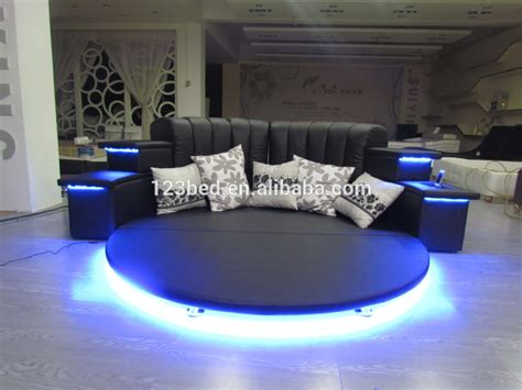 rundes sofa ikea sale modern led bed frame in china cy006