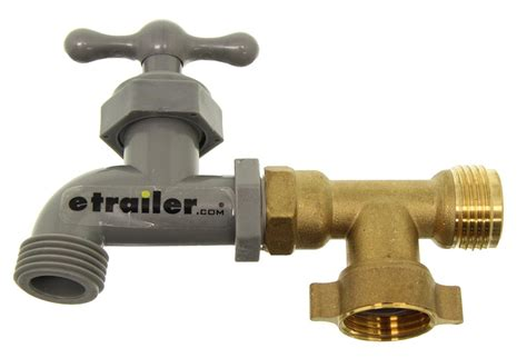 Exterior Water Faucet by Camco Rv Exterior Water Faucet Plastic Camco Rv Plumbing