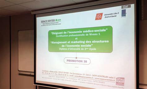 Credit Formation Dirigeant 2014 Zoom Sur La Formation Dems Quot Dirigeant De L Economie M 233 Dico Sociale Quot Espace Senteinblog