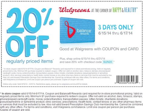Dick S Sporting Goods Gift Cards Walgreens - walgreens coupons for 2016 printable coupons online