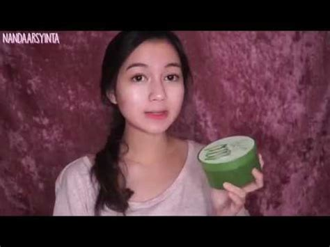 Review Nature Republic Aloe Vera Soothing Gel Jerawat review nanda arsyinta nature republic aloe vera soothing