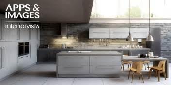 white modern kitchen designs island