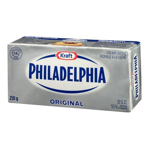 Cheese Philadelphia Kraft Philadelphia Cheese Plain 250g Fresh St Market