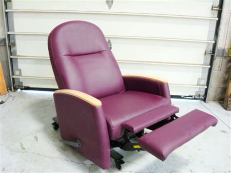 hospital recliners for sale used hospital recliner cabinetry furnishings for sale