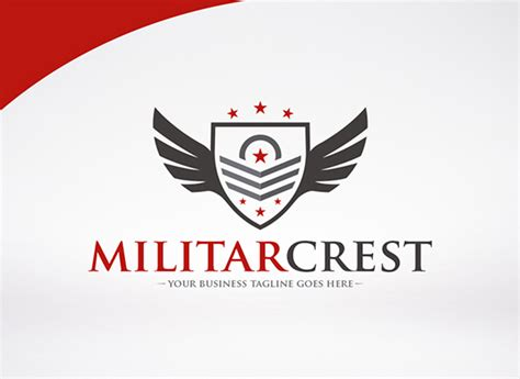 25 premium crest logos