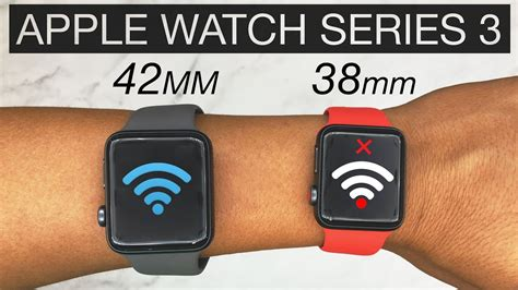 I Series 3 Size 43 Mm apple series 3 review 38mm vs 42mm battery 38mm wifi issue 4k
