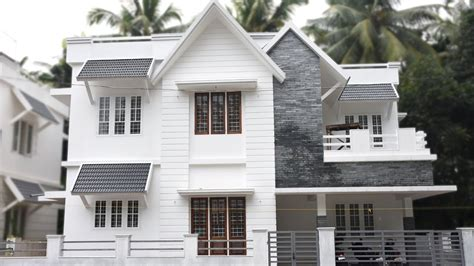 Small House For Rent In Ernakulam Angamaly 3 Cents Plot And 1430 Sq Ft Small Budget House