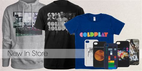 coldplay store new lines in the coldplay store coldplay