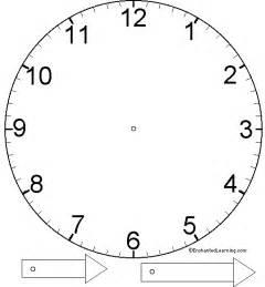 clockface template clock templates new calendar template site