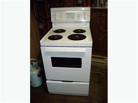 Apartment Oven Repair Frigidaire Apartment Size Manual Clean Stove City