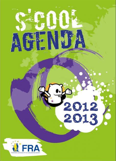 S Cool Agenda 2012 2013 European Union Agency For Cool Agenda