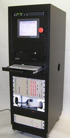 Test Rack Use by Semiconductor Test Equipment On Design