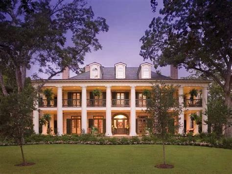 plantation style architecture southern living house plans southern