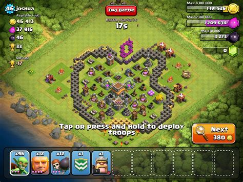 Coc Clash Of Clams 27 Tx веселые базы clash of clans clashofclans ws