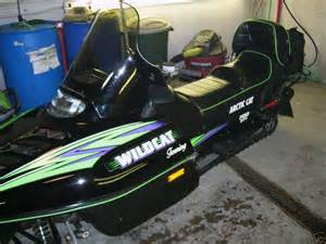 1995 arctic cat wildcat 700 submited images