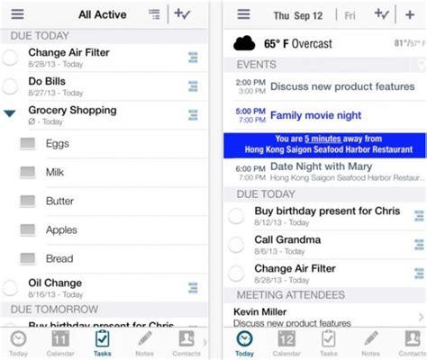 le migliori app per gestire il calendario su iphone